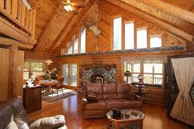 modular log home interior decor modular log home kits in modern