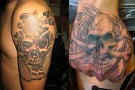 skull tattoos for men ideas u0026 tattoo designs tattoo me now