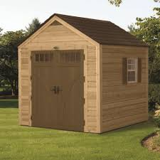 furniture interesting suncast storage shed in house design made