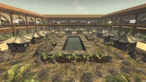 Fallout New Vegas Chances Map by Gomorrah Courtyard Fallout Wiki Fandom Powered By Wikia