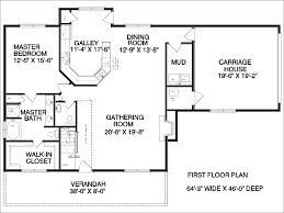 Irish Cottage Floor Plans Floor Plan Square Foot Plans House Country Style Beds Baths Sq