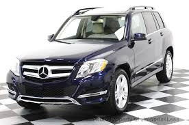 mercedes suv used 2014 used mercedes glk certified glk350 4matic awd suv