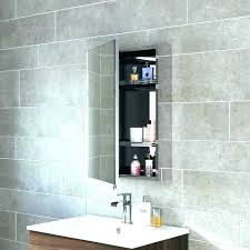 recessed bathroom mirror cabinet recessed bathroom mirror mirror medicine cabinet recessed mirrored