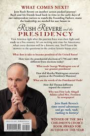 Washington is time travel really possible images Rush revere and the presidency rush limbaugh kathryn adams jpg