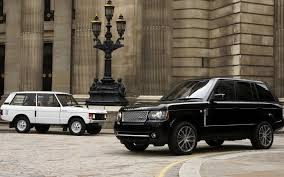 black range rover wallpaper land rover range rover autobiography black 2011 wallpapers and