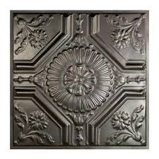 Tin Ceiling Tiles For Backsplash - tin style ceiling tiles ceilings the home depot