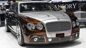bentley flying spur 2014 mansory tunes the bentley flying spur to 900 hp
