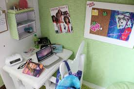 doll room tour 18 inch doll loft bed the gabby diaries walk