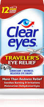 Clear Eyes Cooling Comfort Clear Eyes Traveler U0027s Eye Relief Eye Drops