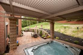 covered patio designs on a budget
