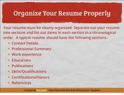 Tips On Making A Resume Professional Resumes Google Search Build Resume Tips Creating A