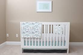 Woodland Nursery Bedding Set by Woodland Crib Bedding Baby Bedding Modern Nursery Set Nature