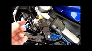 howto motorcycle clutch cable replacement yamaha r1 hd youtube