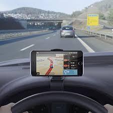 porta iphone 5 auto supporto auto universale per telefono con la clip design porta