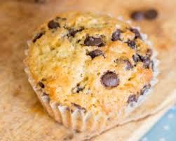 recette d駛euner au bureau recette de muffins diététiques aux pépites de chocolat pour petit