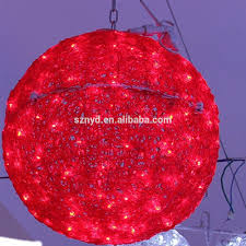 Decorate Christmas Tree Big Balls by Wedding Decoration Light Ball Decorating Christmas Big Balls