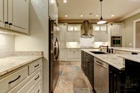 Kitchen Cabinets Staining by White Stained Cabinets Interiors Design
