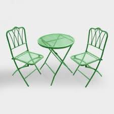 Outdoor Bistro Table Bistro Set World Market