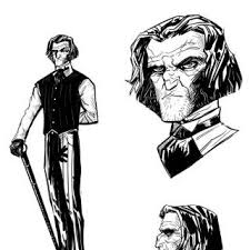 james moriarty character comic vine