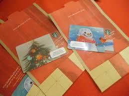starbucks christmas card christmas lights decoration