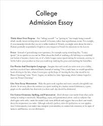 Resume For College Application Examples by Download Writing A College Essay Examples Haadyaooverbayresort Com