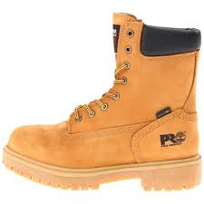 timberland men pro direct attach 8 inch soft toe waterproof work boots