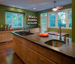 Types Of Kitchen Flooring Types Of Countertops Kitchen Contemporary With Flooring Kitchen