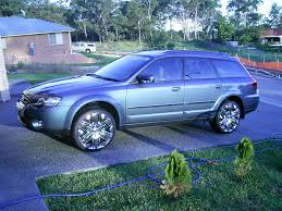 gold subaru outback outback bling 20