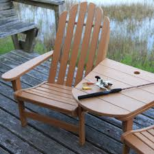 Adirondack Outdoor Furniture Shop For A Tete A Tete Adirondack Chair Table On Sale