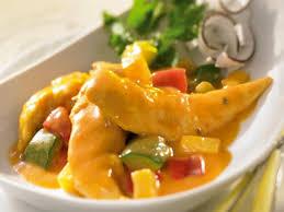 cuisine antillaise colombo de poulet colombo de poulet antillais port de 230 g davigel davigel