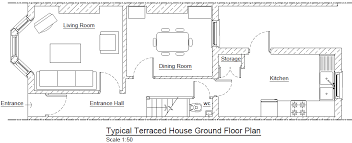 terraced house loft conversion floor plan terraced loft conversion two letter