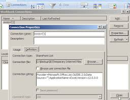 get the content of a sharepoint folder with excel vba stack overflow
