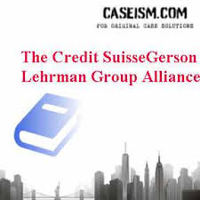 alliance suisse the credit suissegerson lehrman alliance solution and
