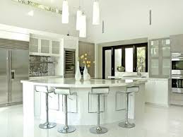 cuisine blanche avec ilot central cuisine blanche avec ilot central ideeco