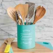 Kitchen Utensil Holder Ideas Kitchen Tool Crock Kitchens Design