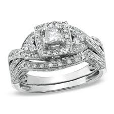 zales wedding rings engagement rings and wedding band sets new wedding ideas trends