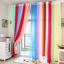 Multi Color Curtains Multi Colored Living Room Curtains Nakicphotography