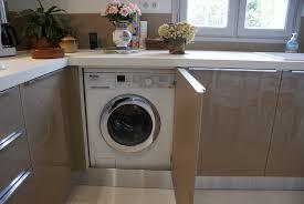 cuisine avec lave linge cuisine avec machine a laver maison design sibfa com