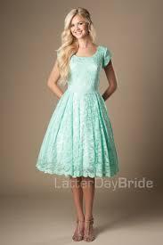 modest prom dresses becki mint