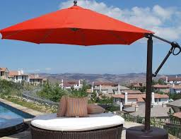 Cantilever Patio Umbrella With Base Cantilever Patio Umbrella Base Cookwithalocal Home And Space
