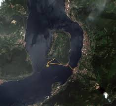 Floating Piers by Space In Images 2016 06 U0027floating Piers U0027 On Lake Iseo Italy