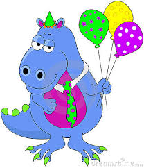 dinosaur birthday dinosaur