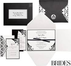 Wedding Program Paper Stock Printable Wedding Invitations U0026 Invitation Kits Party City