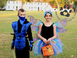 Halloween Costume Kids Purrfectionistcrafter Treat Boxes