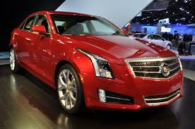 2013 cadillac ats pricing announced