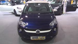 opel adam interior opel adam jam 1 4 exterior and interior youtube