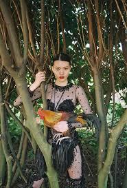 fashion photography by ren hang