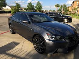 lease lexus gs 350 f sport tx fs lease 2014 lexus gs350 f sport grey houston tx