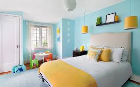 yellow color combination trendy color combinations for modern interior design in blue and yellow
