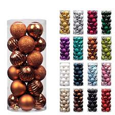 24pc ornaments tree decorations shatterproof